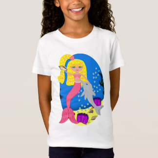 Brigit the Mermaid T-Shirt