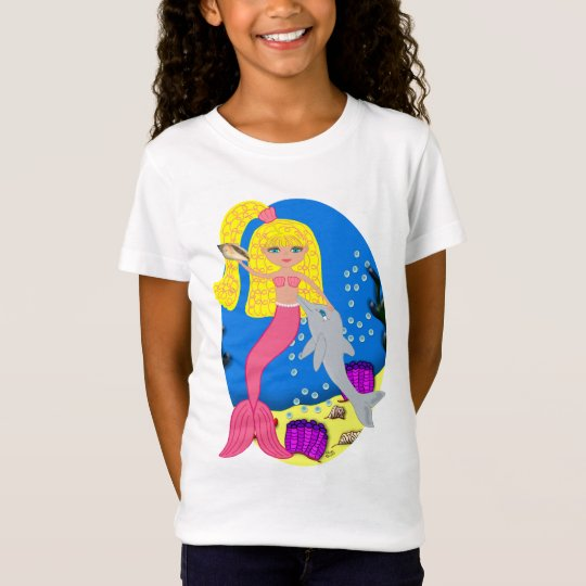 Brigit the Mermaid T-Shirt