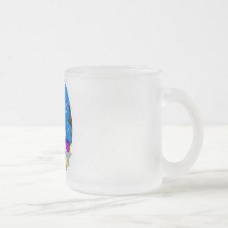 Brigit the Pink Mermaid and Dolphin Mug
