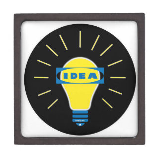 Brigth Idea Parody logo Premium Gift Boxes