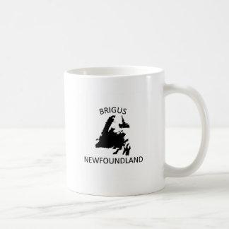 Brigus, Newfoundland Classic White Coffee Mug