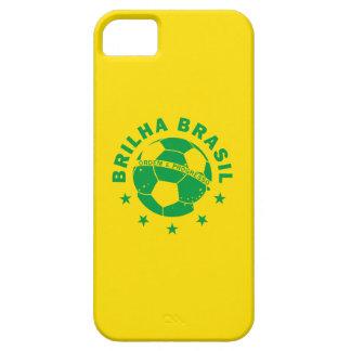Brilha Brasil - Brazilian Soccer iPhone SE/5/5s Case