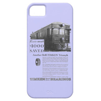 Brill Company 1926 M-1 Gas Electric Car iPhone 5 Cover
