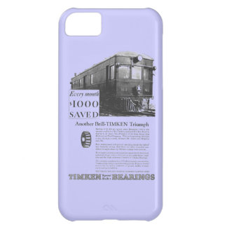 Brill Company 1926 M-1 Gas Electric Car iPhone 5C Cover