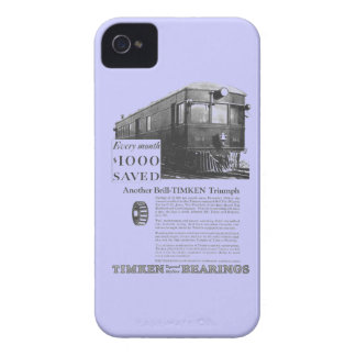 Brill Company 1926 M-1 Gas Electric Car iPhone 4 Cover