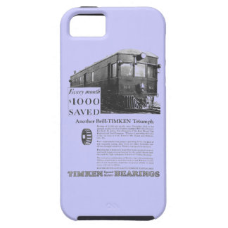Brill Company 1926 M-1 Gas Electric Car iPhone 5 Cases