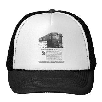 Brill Company 1926 M-1 Gas Electric Car Hat