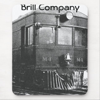 Brill Company 1926 M-1 Gas Electric Car Mouse Pad