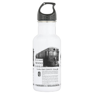 Brill Company 1926 M-1 Gas Electric Car 18oz Water Bottle