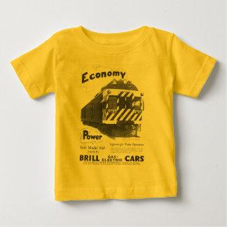 Brill Light-Weight  Passenger Train 1932 Baby T-Shirt