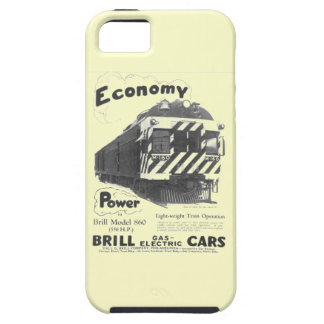 Brill Light-Weight Passenger Train 1932 iPhone 5 Cover