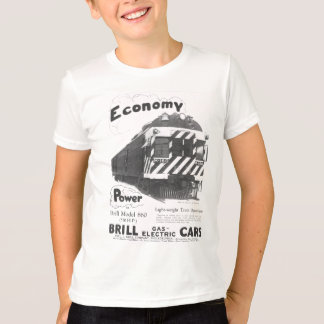 Brill Light-Weight  Passenger Train 1932 T-Shirt