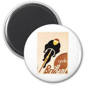 Brillant 2 Inch Round Magnet