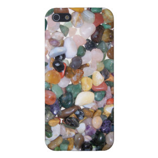Brillant Colored  jewel  stones Case For iPhone SE/5/5s