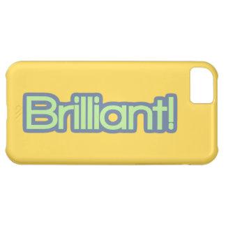 ¡Brillante! Carcasa Para iPhone 5C