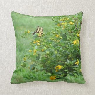 Brillante como almohada de la mariposa