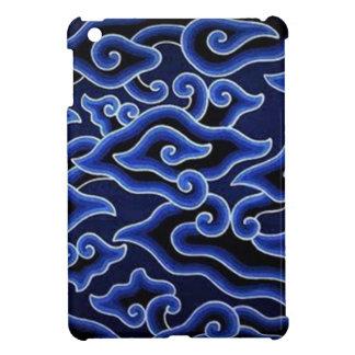 Brillante del iPad listo del caso del batik mini