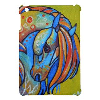 Brillante del iPad listo del caso del caballo 1 de iPad Mini Protectores