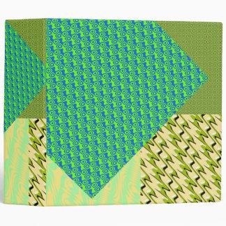 Brillante en carpeta verde