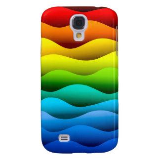 Brillantemente galaxia S4 Barely There de Samsung Funda Para Galaxy S4