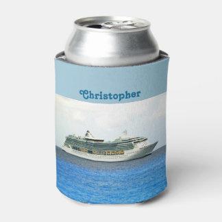 Brillantez en los caimanes personalizados enfriador de latas