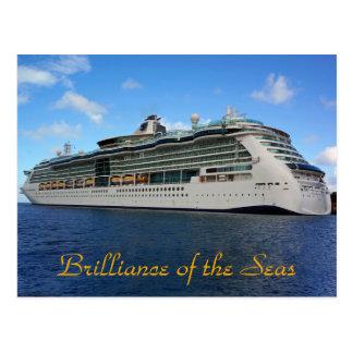 Brilliance of the Seas - Royal Caribbean Postcard