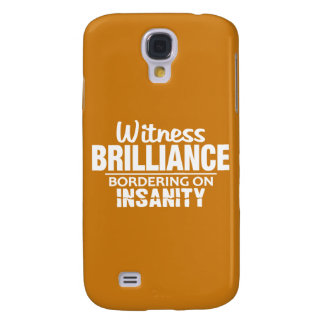 BRILLIANCE VS INSANITY custom HTC case