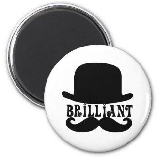 Brilliant 2 Inch Round Magnet