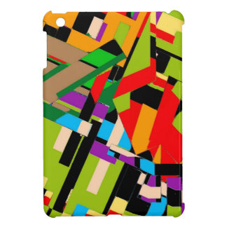 Brilliant Abstract Design Case For The iPad Mini