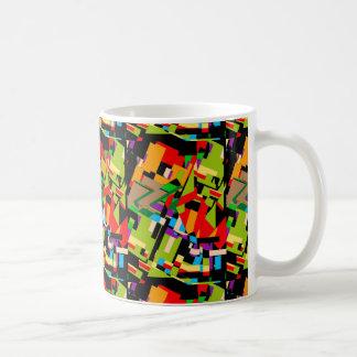 Brilliant Abstract Design Coffee Mug