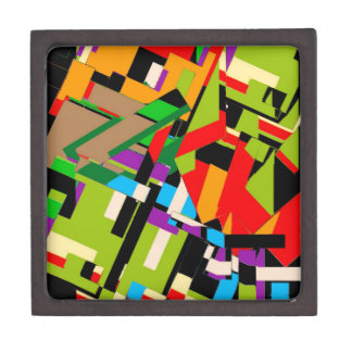 Brilliant Abstract Design Gift Box