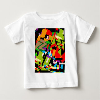 Brilliant Abstract Design T-shirts