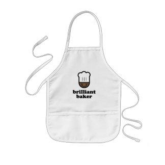 Brilliant Baker Kids' Apron