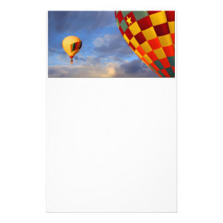 Brilliant Balloons Stationery