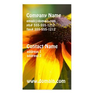 Brilliant Black Eyed Susans Business Cards