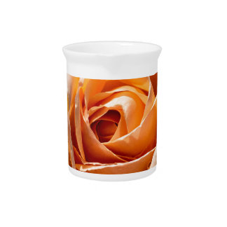 Brilliant Blossom 2 Beverage Pitcher
