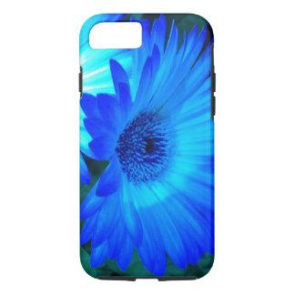 Brilliant Blue Daisy iPhone 7 case