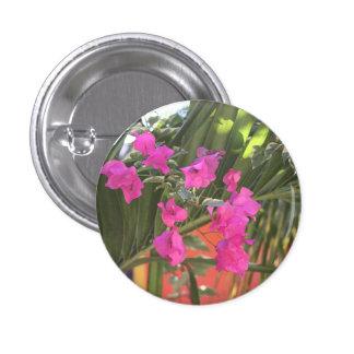Brilliant Bougainvillea Pinback Button