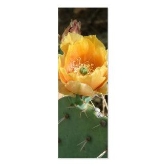Brilliant Cactus Mini Business Card