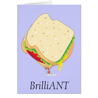 BrilliANT_Graduation_Big Achievement_Congrats Greeting Cards