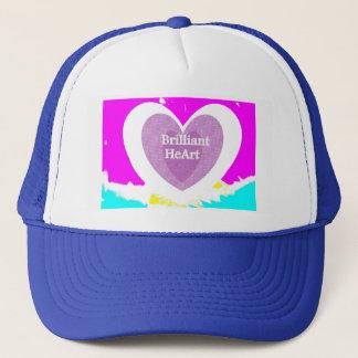 Brilliant HeArt Trucker Hat