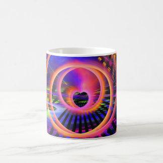 'Brilliant Hearts' Coffee Mug