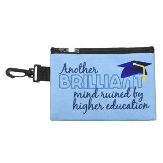 Brilliant Mind custom accessory bag