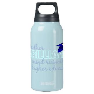 Brilliant Mind custom Insulated Water Bottle