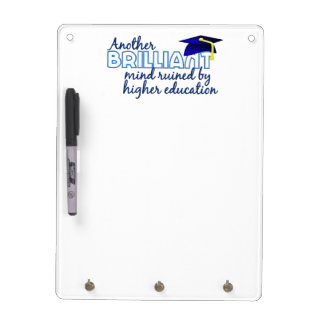 Brilliant Mind custom message board