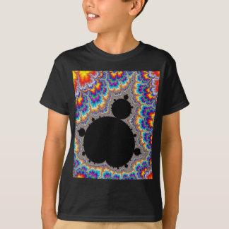 Brilliant Multicolor Mandelbrot Set Fractal T-Shirt
