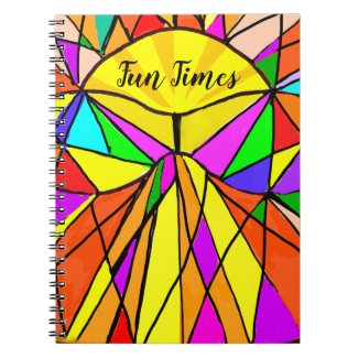 Brilliant Notebook Cartoon Joy Multicolors