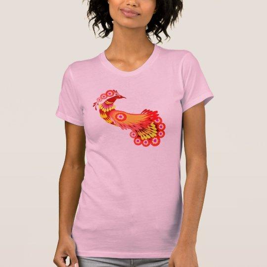 Brilliant Peacock T T-Shirt
