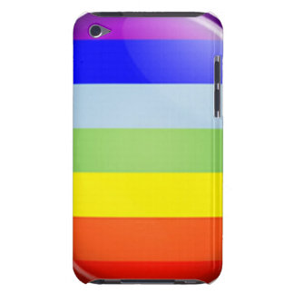 Brilliant Rainbow iTouch Case iPod Touch Covers