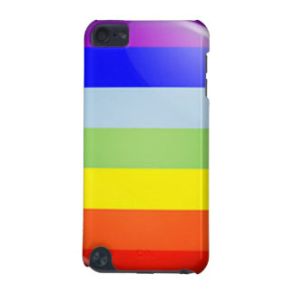 Brilliant Rainbow iTouch Case iPod Touch 5G Case